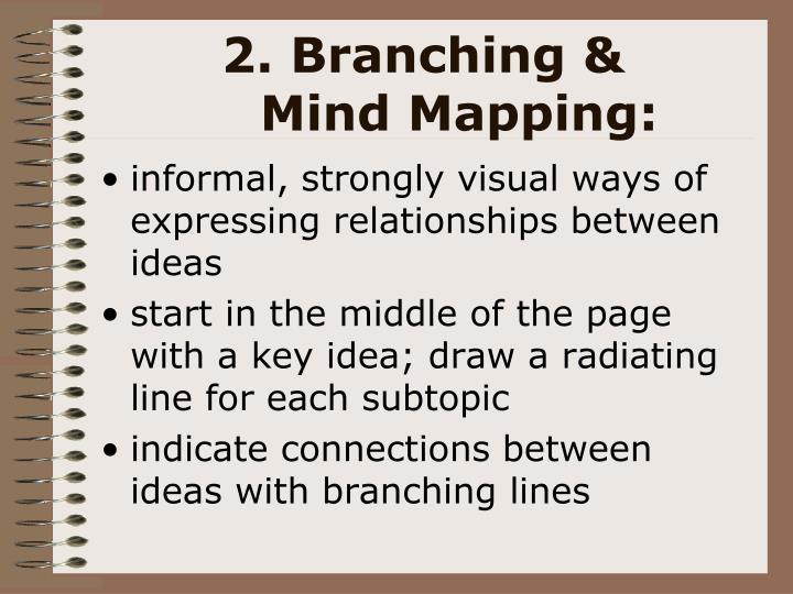 2. Branching &