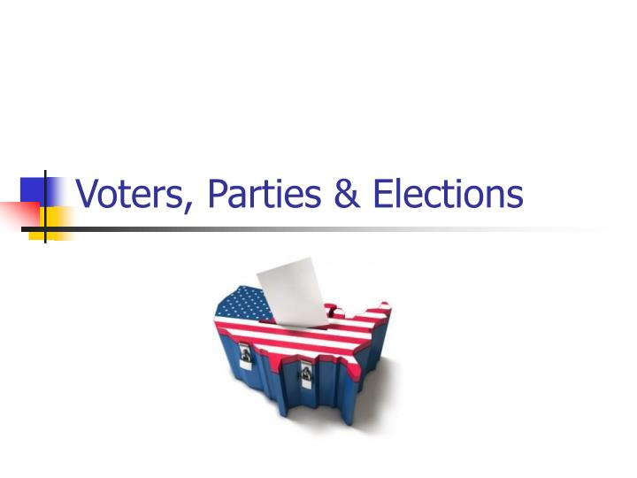 voters parties elections n.