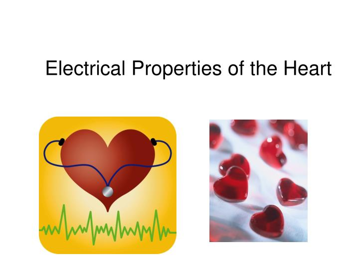 electrical properties of the heart n.