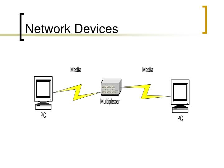 Network devices1