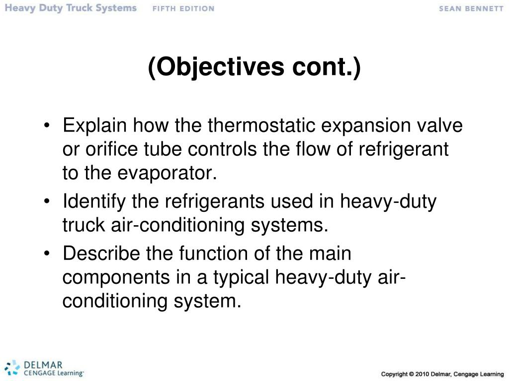 PPT - Heavy Duty Heating, Ventilation and Air Conditioning