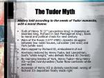 the tudor myth1