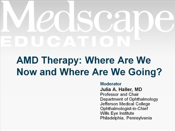 amd therapy where are we now and where are we going n.