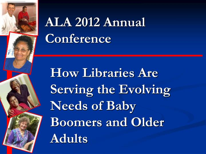 how libraries are serving the evolving needs of baby boomers and older adults n.