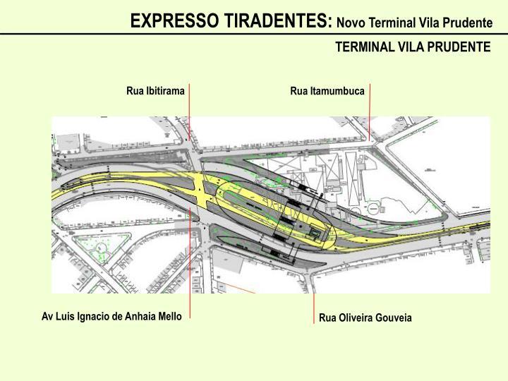 EXPRESSO TIRADENTES: