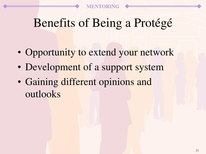 Opportunity to extend your network