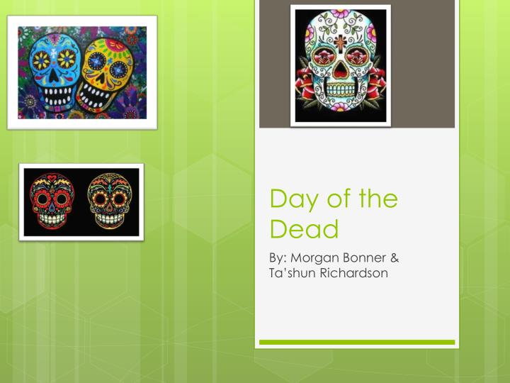 day of the dead n.