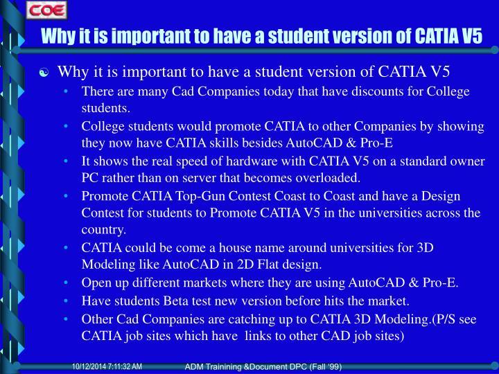 catia v5 coursework