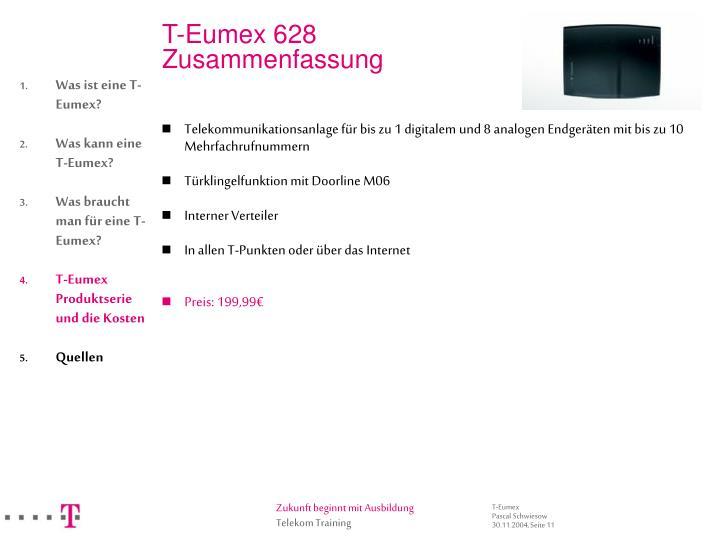 T-Eumex 628