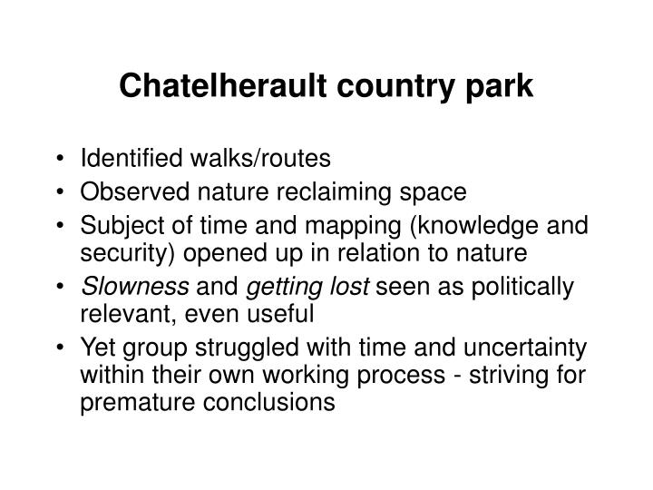 Chatelherault country park