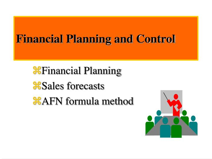 finance planning and forecasting