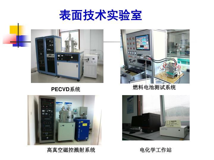 表面技术实验室