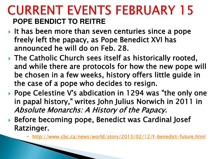 current events february 15 n.