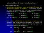nomenclatura de compuestos inorg nicos1