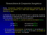 nomenclatura de compuestos inorg nicos4