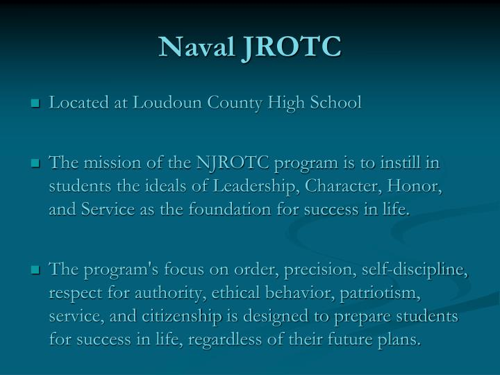 Naval JROTC
