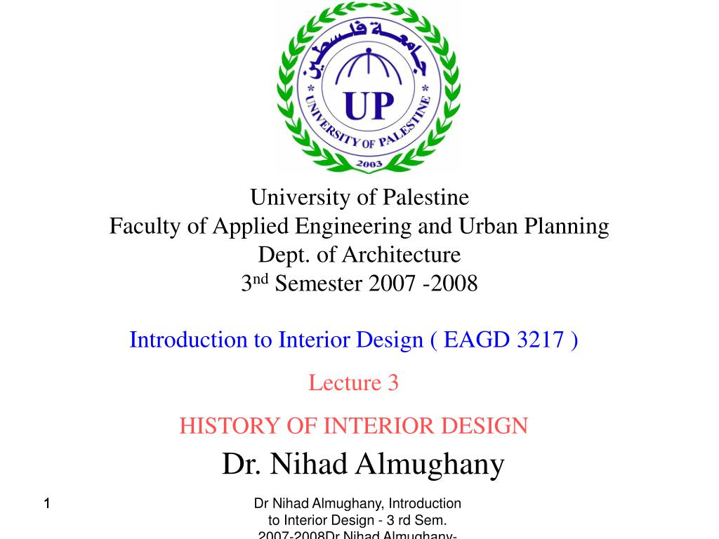 Ppt Dr Nihad Almughany Powerpoint Presentation Free Download Id 5439855