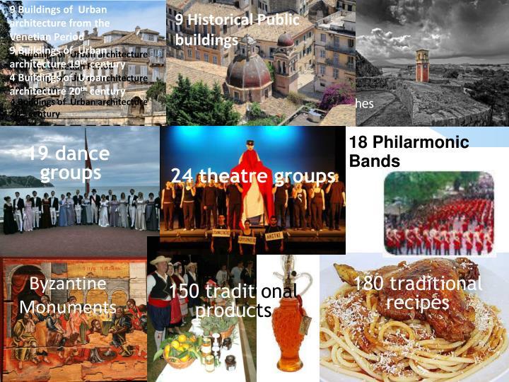36 churches