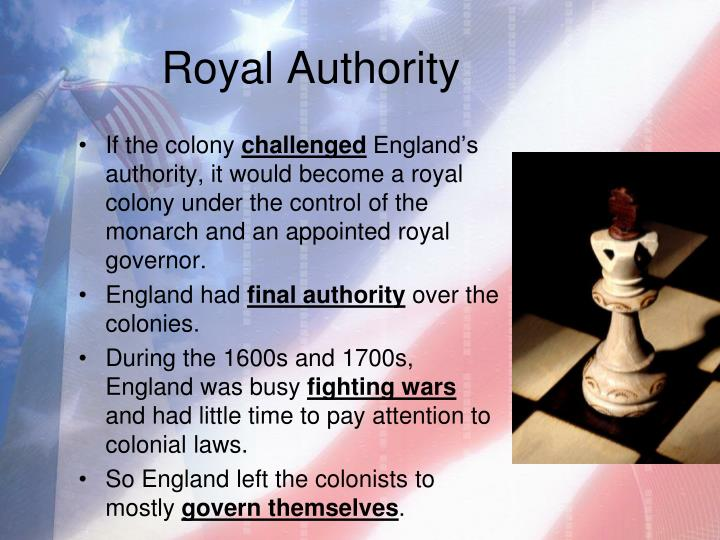 Royal Authority