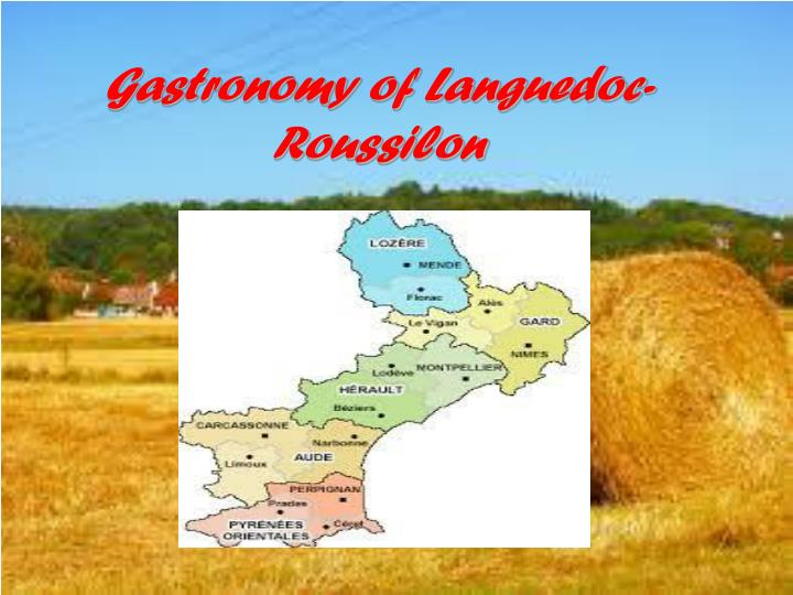 gastronomy of languedoc roussilon n.