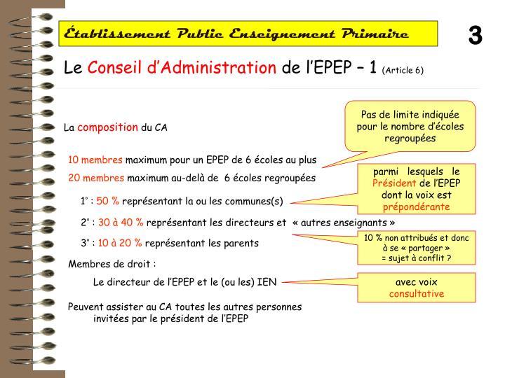Tablissement public enseignement primaire2