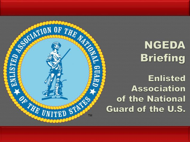 enlisted association of the national guard of the u s n.
