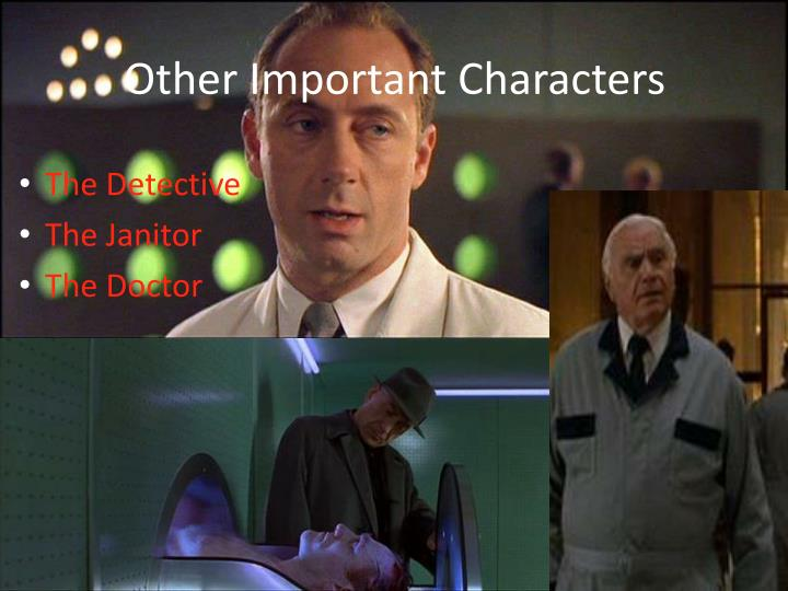 Other Important Characters