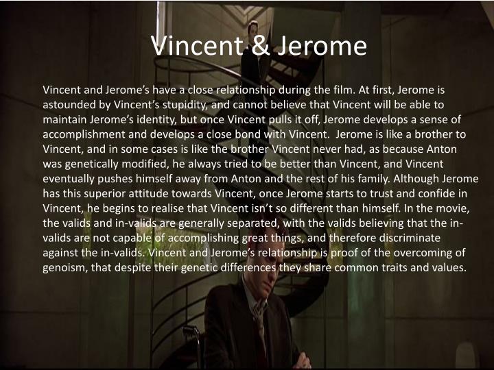 Vincent & Jerome