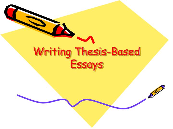 wirting a thesis These owl resources will help you with the writing process: pre-writing (invention), developing research questions and outlines, composing thesis.