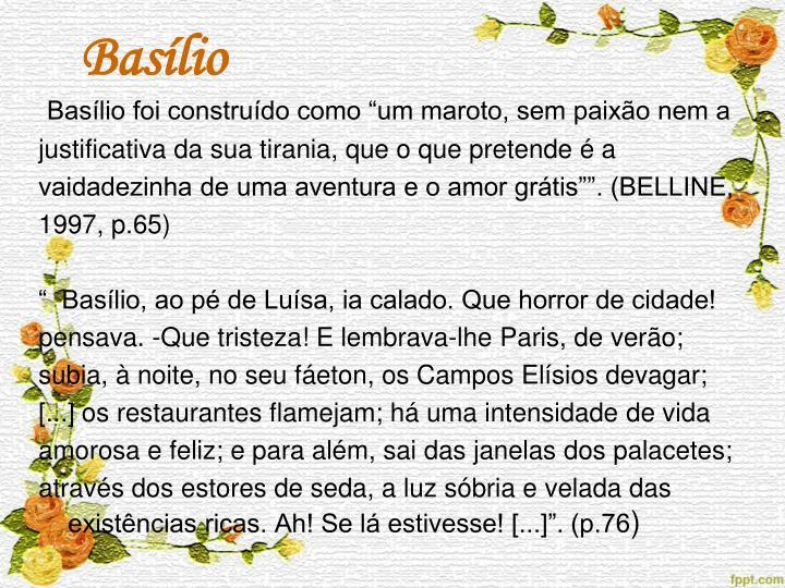 Basílio