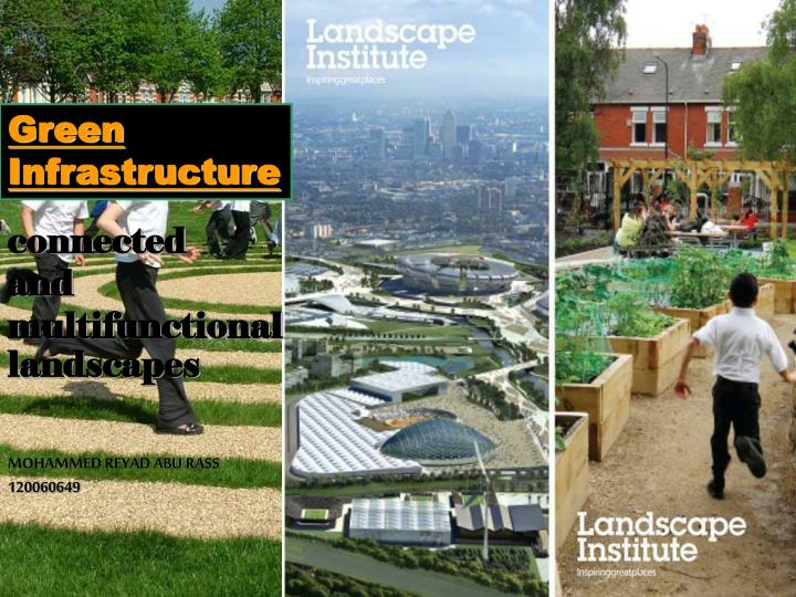 connected and multifunctional landscapes n.