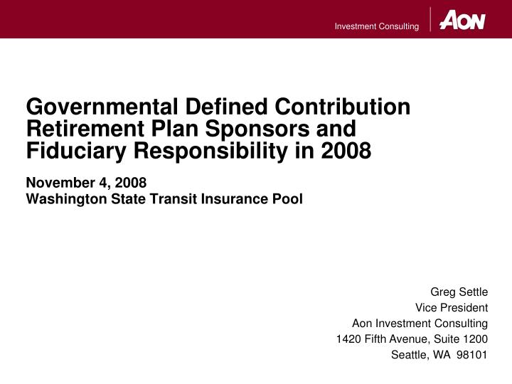 november 4 2008 washington state transit insurance pool n.