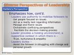 diverse perspectives of leadership1