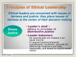 principles of ethical leadership3