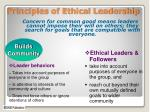 principles of ethical leadership6