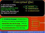conceptual quiz12