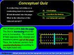 conceptual quiz14