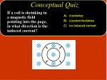 conceptual quiz2