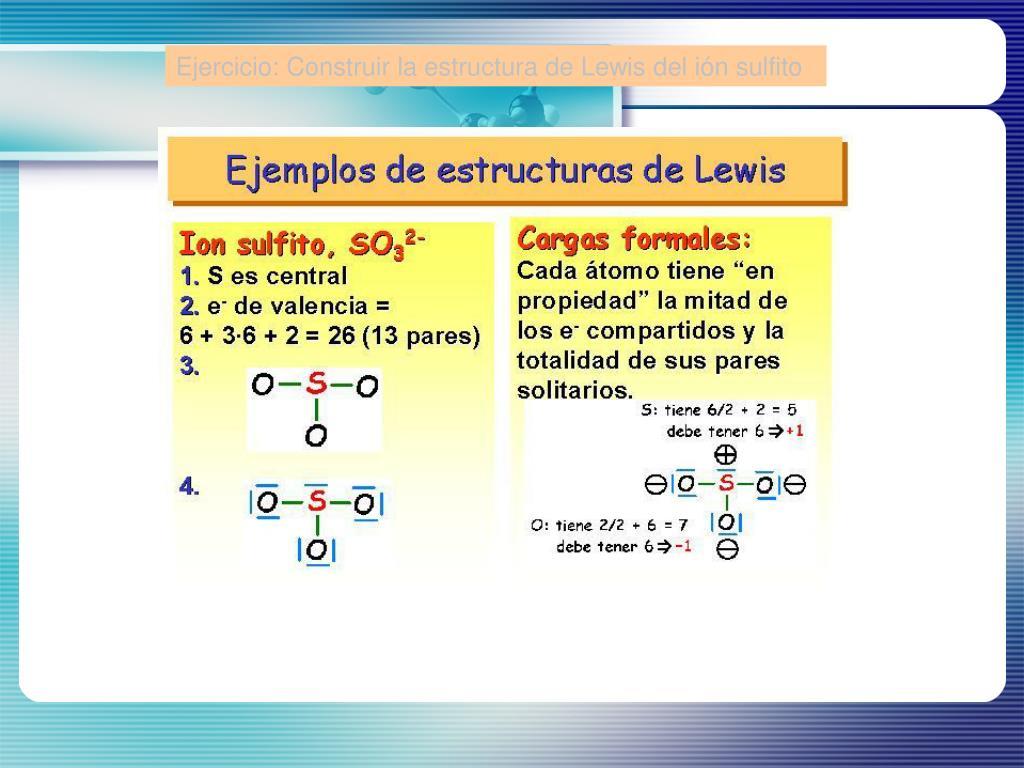 Ppt Molecula Y Enlace Quimico Powerpoint Presentation
