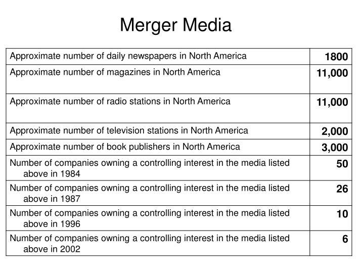 Merger Media
