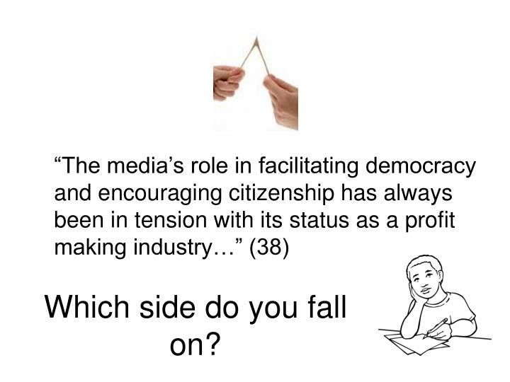 Which side do you fall on?