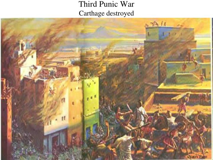 a discussion on the effects of the punic wars Examples of cartheginian power prior to the punic prior to the punic wars causes of the third punic war effects of the third punic warevents during the.