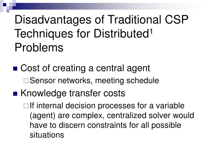 disadvantages of traditional costing system Abc costing vs traditional costing activity-based costing : activity-based costing is a system that and disadvantages: traditional costing systems are.