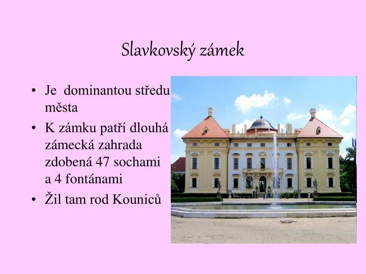 Slavkovsk z mek