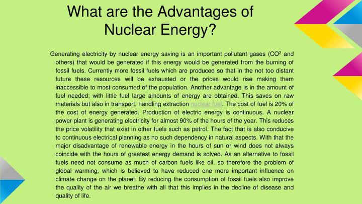 nuclear energy will cause more harm It can cause damage by breaking chemical bonds  but with much more energy find out more about radiation in our  use these social-bookmarking links to share how does nuclear radiation.