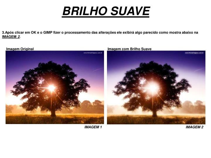 BRILHO SUAVE