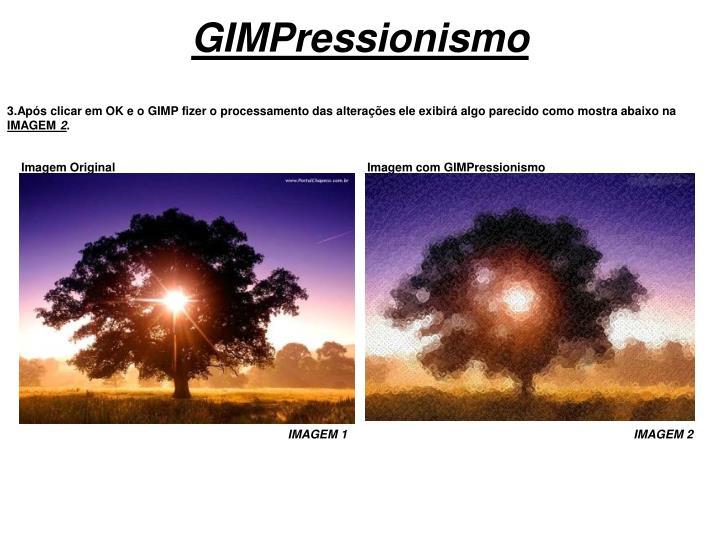 GIMPressionismo