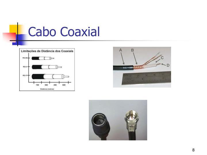 Cabo Coaxial