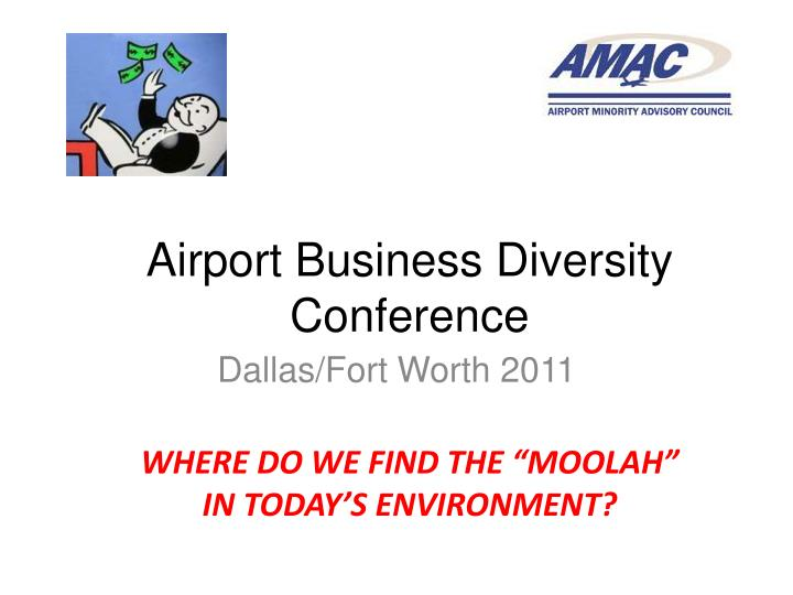 airport business diversity conference n.