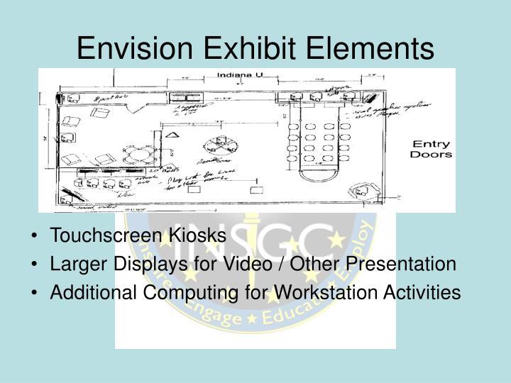 Envision Exhibit Elements